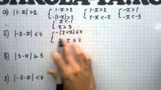 Алгебра 9 кл. Мордкович. Параграф 1.19