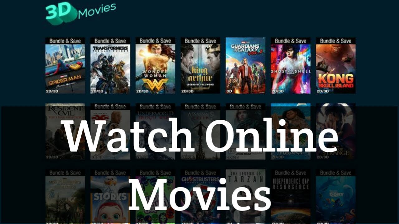 watch full 3d movies online free