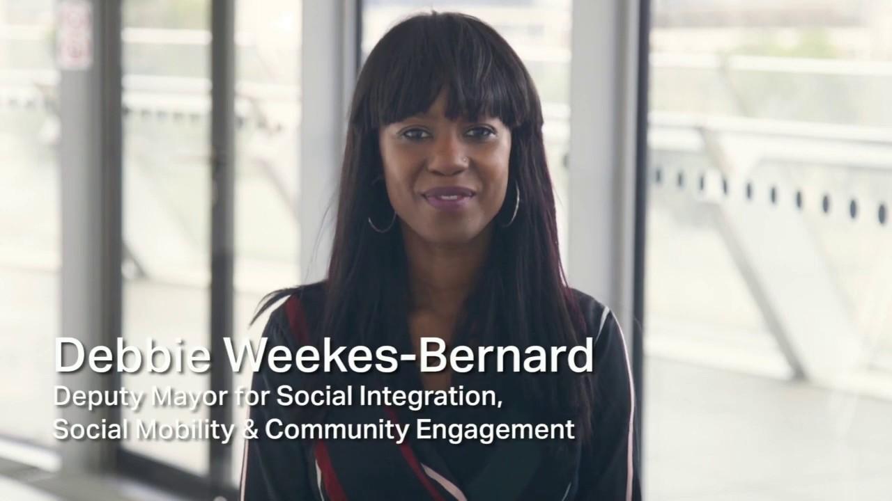 VolunteersWeek 2019 | London Deputy Mayor, Debbie Weekes Bernard ...