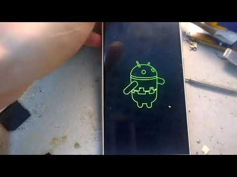 CUBOT Note S отвязка FRP гугл снять гугл аккаунт