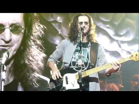 Rush clockwork angels tour. YYZ live at Montreal 2012, October 18 HD mp3