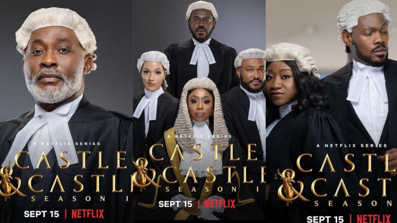 Download CASTLE AND CASTLE NETFLIX SEASON 2 EPISODE 1,2,3,4,5 & 6 FULL MOVIE DOWNLOAD | NIGERIA LEGAL SERIES