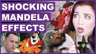 Shocking NEW Mandela Effects!