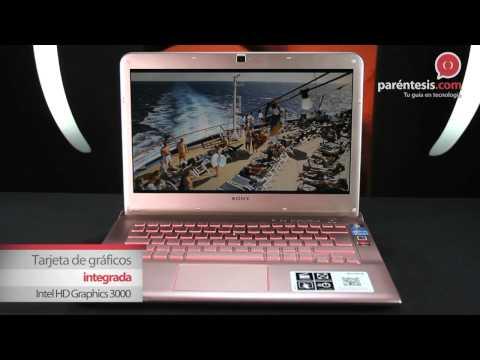 Laptop Sony Vaio Serie E (SVE14A16FL)
