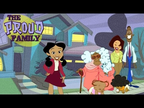The Proud Family   Seven Days of Kwanzaa