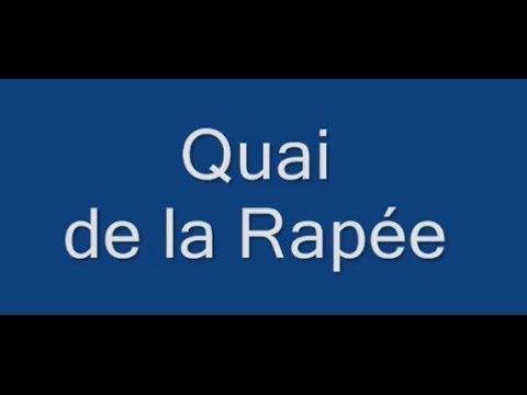 Quai de la Rapée Paris Arrondissement 12e