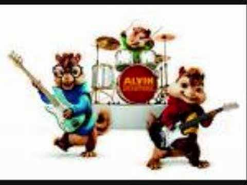 Eye of the Tiger by Survivor~ Chipmunk Style