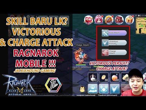 Skill baru LK Victorious Persuit & Charge Attack? Apakah itu? Ragnarok Eternal Love