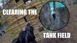 Clearing The Tank Field | Tippmann M4 | TMC
