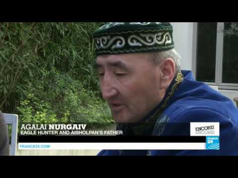 The Eagle Huntress:  France 24 News on divisive issues with the film