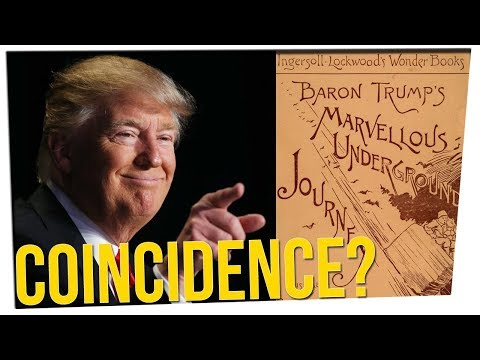 Donald Trump Traveled Through Time? - Conspiracy Theories  ft. Gina Darling