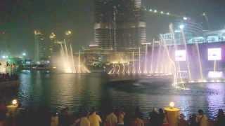Habibi Song Dubai Fountain