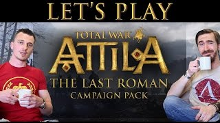 Total War: ATTILA - The Last Roman - The Roman Expedition Let