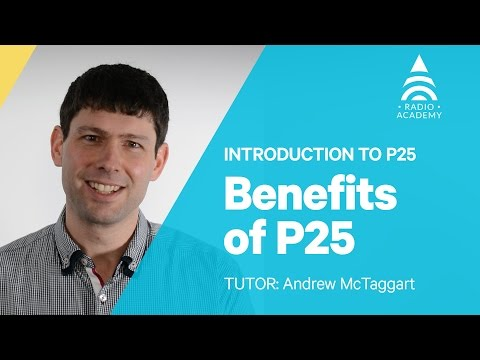 1.2 What are the Benefits of P25? | Introduction to P25 | Tait Radio Academy