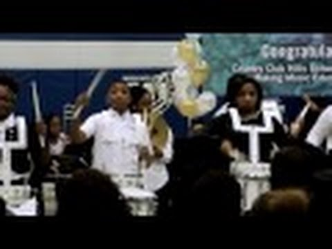 The NAMM Foundation Celebrates Music Education at Country Club Hills School District 160