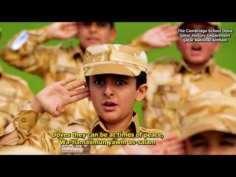 Qatar National anthem