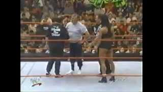 WWF Raw Chyna vs Pat Patterson and Gerald Brisco thumbnail