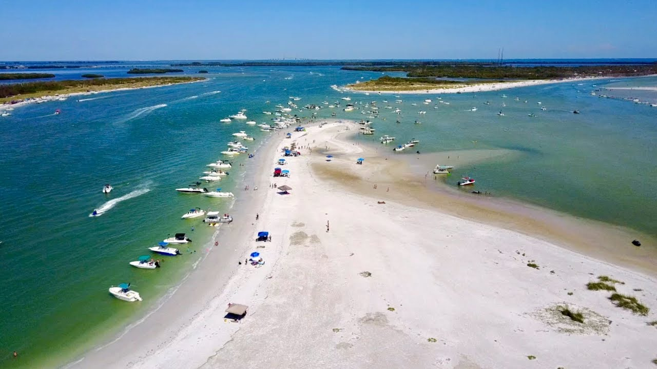 North Beach Fort Desoto Florida