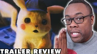 DETECTIVE PIKACHU Movie Trailer Review - Black Nerd Rants