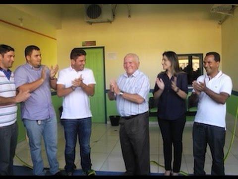 Prefeitura de Rodrigues Alves entrega Laboratório de Análises Clinicas à população