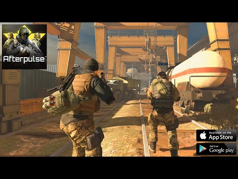 *NEW!* Update.! - AfterPulse - Elite Army (Android/iOS) Gameplay 2019