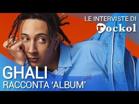 """Ghali, le interviste di Rockol: il (t)rapper racconta """"Album"""""""