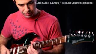 """Interview with Dave Weiner """"Xotic Effects Custom Shop Stereo X-Blender"""" Application Part 1"""
