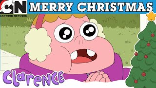 Clarence | Winter Wish | Cartoon Network UK