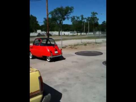 My 1956 bmw isetta bubble car