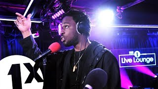 Avelino - Nice For What (Drake Cover) in the BBC 1Xtra Live Lounge