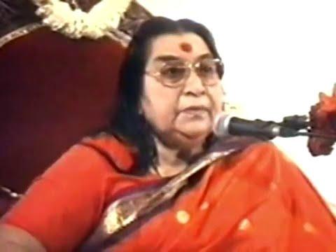 1994-0314 Shivratri Puja Talk, Witnessing Power Surrender, New Delhi, (English/Hindi) subtitles