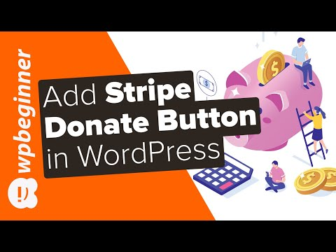 How to Add Stripe Donate Button in WordPress