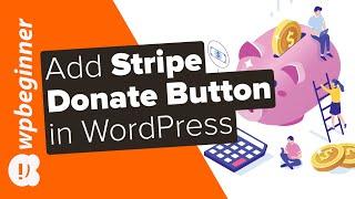 How to Add Stripe Donate Button in WordPress