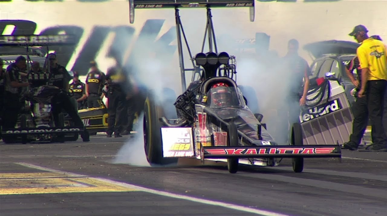 How a Top Fuel Dragster Works - YouTube