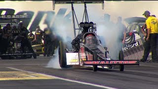 How a Top Fuel Dragster Works