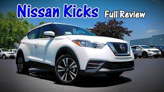 2018 Nissan Kicks: Full Review | Sr, Sv & S