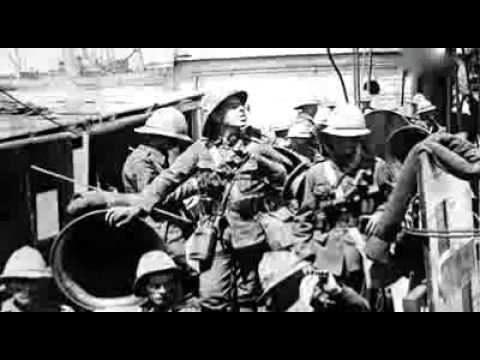 1. Weltkrieg - Gallipoli Teil 1