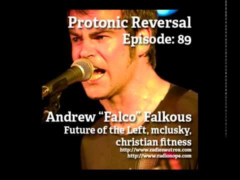 #4 Falco from Future of the Left and mclusky Interview on Protonic Reversal