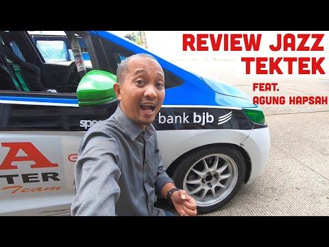 REVIEW JAZZ BALAP Feat. AGUNG HAPSAH | VLOG #69