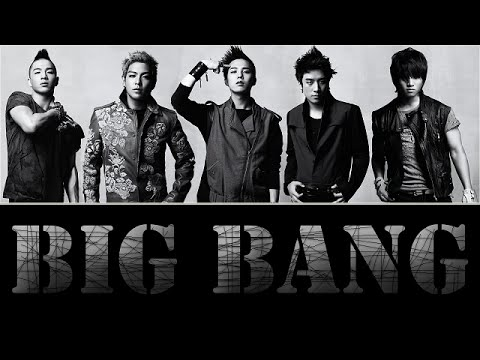 Album  Big Bang Piano Street cover Collection