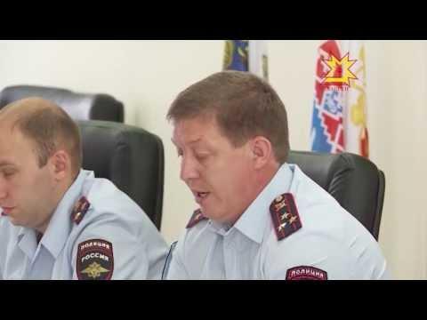 Новое назначение в управление МВД по городу Чебоксары
