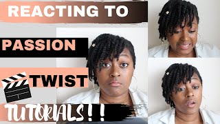 9 REASONS YOUR PASSION TWISTS ARE FAILING! | Passion Twist Tutorials