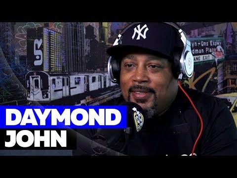 Daymond John On Beating Cancer & Reveals Business Secrets