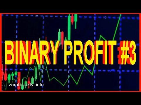 BINARY PROFIT #3 Индикатор для Торговли на Валютных Рынках