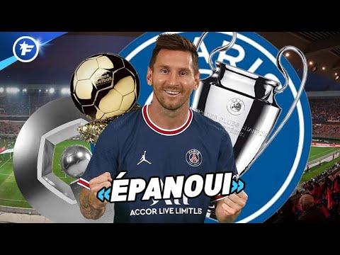 Les FOLLES RÉVÉLATIONS de Lionel Messi sur son ARRIVÉE au PSG   Revue de presse