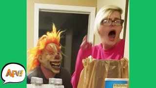 She Got a SUPREME SCREAM for Halloween! 🎃 😱 | Funny Pranks & Fails | AFV 2020