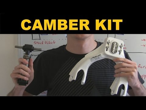 Camber Kit - Explained
