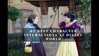 Becoming Friends with Peter Pan - My Best Character Interaction Stories at Disney World