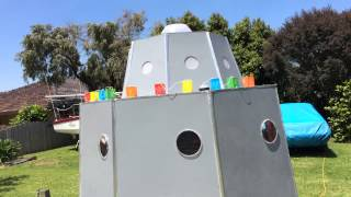 Ufo Cubbyhut/playhouse For Kids