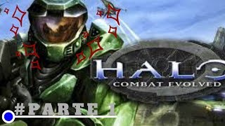 Halo: Combat Evolved /ORIGINAL/#Parte 1